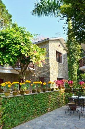 Mum's Garden Resort : Garden View