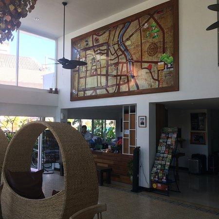My Chiangmai Boutique Lodge: lobby