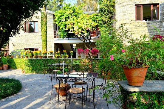 Mum's Garden Resort: Garden View,