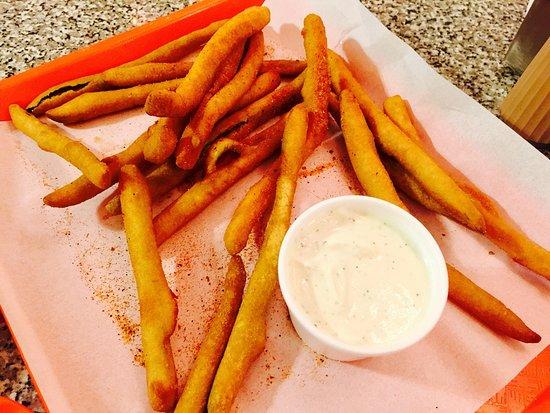 Rosemead, Californië: Rick's Hamburger