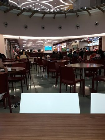 quest mall food court