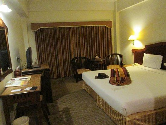 Foto de Chiang Mai Gate Hotel