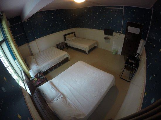 Captain's House: triple room