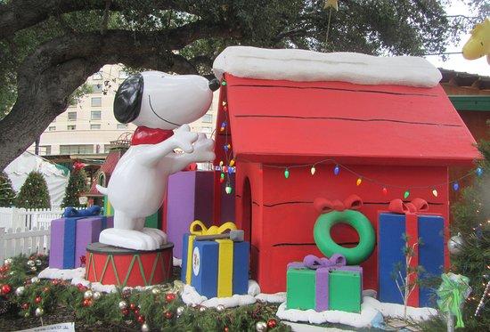 christmas in the park 2016 plaza de cesar chavez park san jose ca