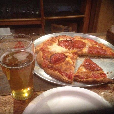 Shawnee on Delaware, Pensylwania: Pizza