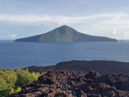 Krakatau Volcano (Krakatoa): 20161210_164949_large.jpg