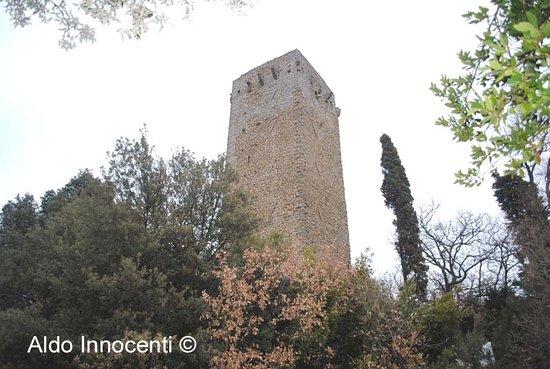 Bucine, Itálie: Torre di Galatrona 3