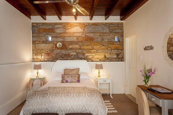 Tack Room Queen en suite Picture of 11 Worcester on Durban