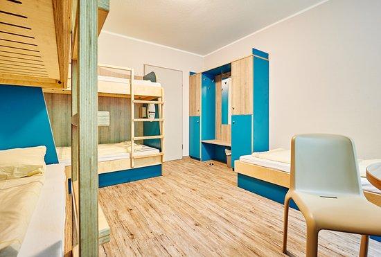 zimmer picture of jugendherberge bad zwischenahn bad zwischenahn tripadvisor. Black Bedroom Furniture Sets. Home Design Ideas