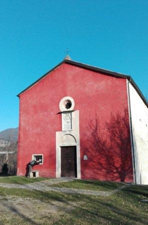 Chiesa di San Pietro (Chiesa Rossa)