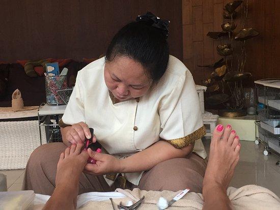 thong thaimassage thaimassage handen