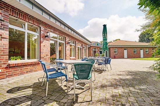 Jever, Alemania: Terrasse