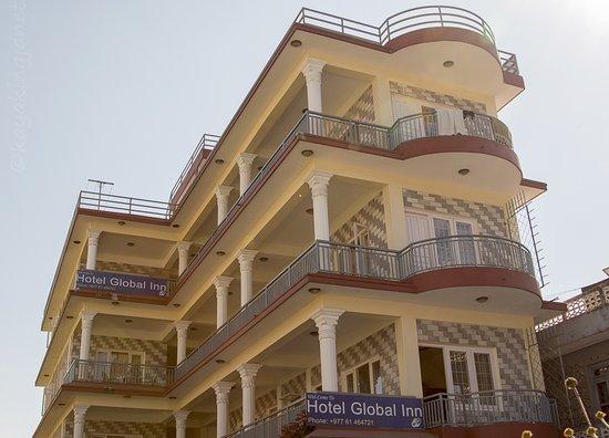 Hotel Global Inn Foto