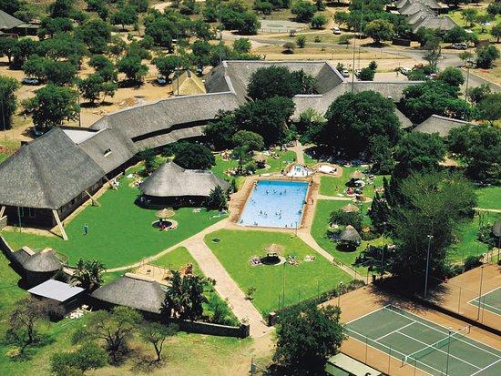 Brits, Afrique du Sud : Dikhololo is your ultimate bush escape.