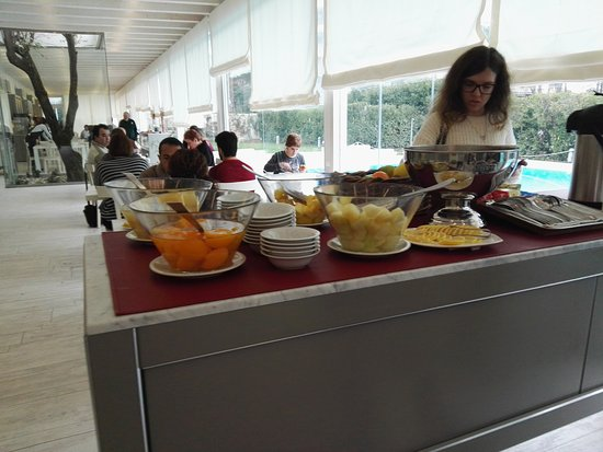 Italiana Hotels Florence : Colazione Buffet