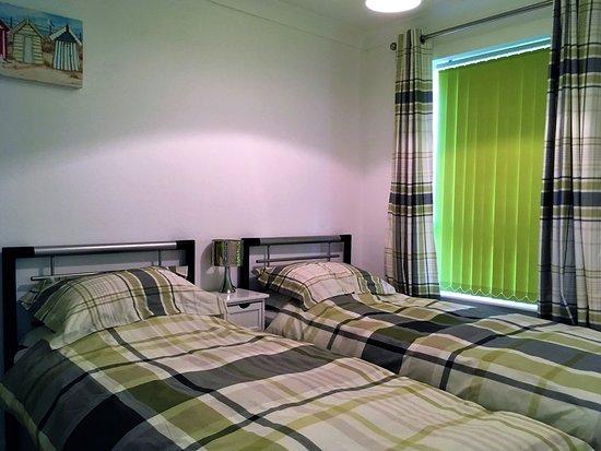 Corton Villas: Twin Bedroom