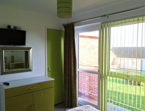 Corton Villas: Master Bedroom