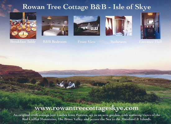 rowan tree cottage b b bewertungen fotos preisvergleich portree schottland tripadvisor. Black Bedroom Furniture Sets. Home Design Ideas