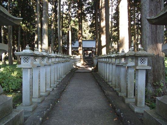 Yamamiyasengen Shrine