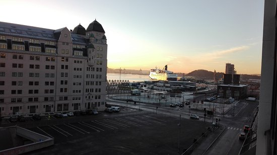 Clarion Collection Hotel Bastion: Good morning Oslo