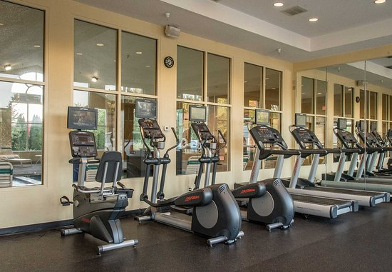 TownePlace Suites Lafayette: Fitness Center