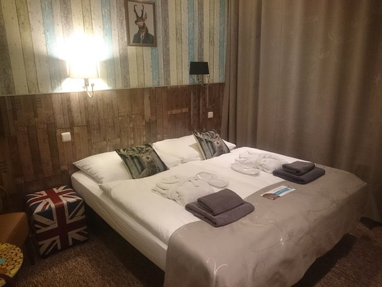 Nice accommodation in the city centre of Prague