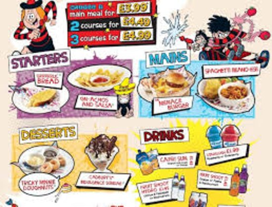 brewers fayre antrim park check out our great value kids meals with lots of healthy