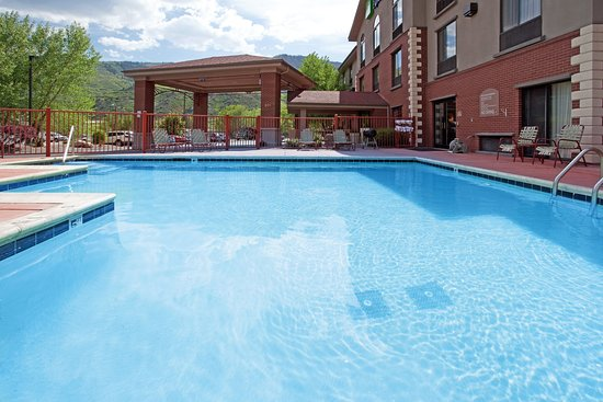 Holiday Inn Express Glenwood Springs 136 1 6 1 Updated 2018 Prices Hotel Reviews Co