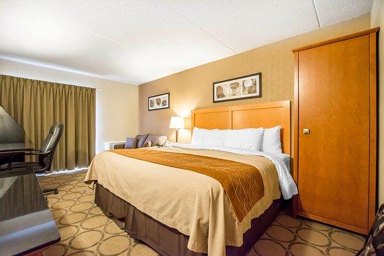 Kirkland Lake, Καναδάς: Guest Room
