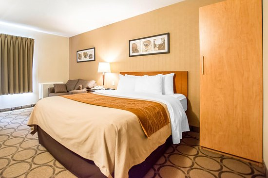 Kirkland Lake, Canadá: Guest Room