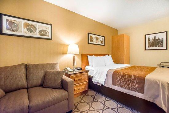 Kirkland Lake, Canada: Guest Room