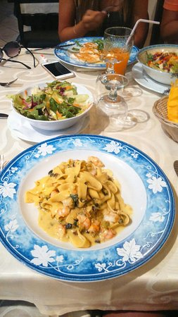 Hotel Giosue a Mare: Ресторан-пиццерия Ciko Ciko
