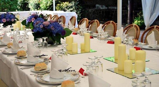 Villa Le Rondini: 010032 Restaurant