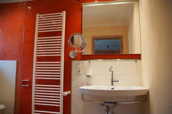Neues Badezimmer 2016 - Bild von Landhotel & BergGasthof Panorama ...