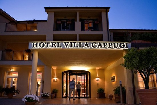 Photo of Hotel Villa Cappugi Pistoia