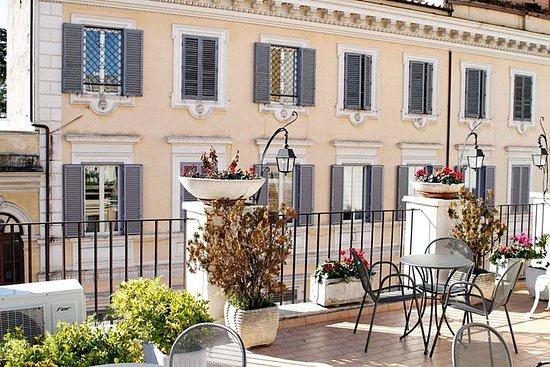Leonardi Sistina Hotel: 993658 Bar/Lounge