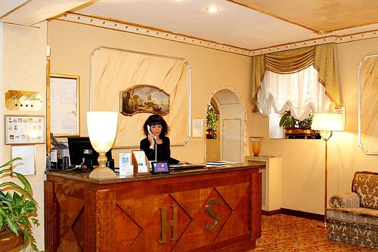 Leonardi Sistina Hotel: 993658 Lobby