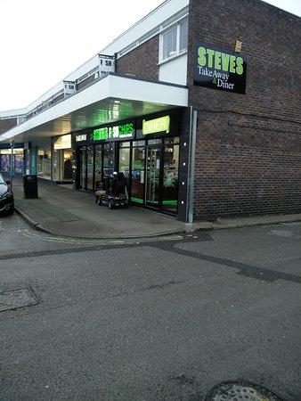 Alvaston, UK: Steve's Fish Bar