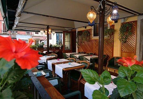 Santa Marina Hotel: 612214 Restaurant