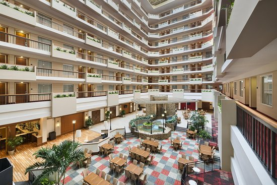 Embassy Suites by Hilton Atlanta - Perimeter Center