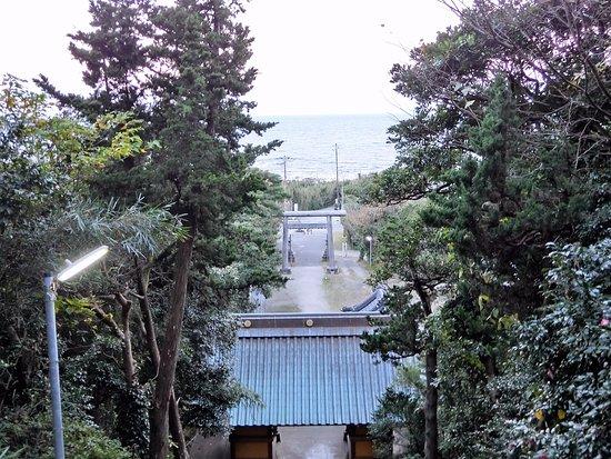 Sunosaki Shrine