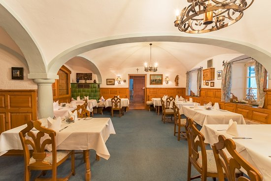 Frasdorf, Germany: Gewölberestaurant