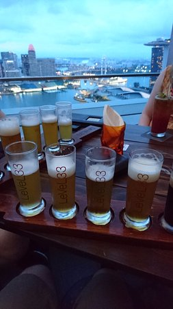 Beer Paddles - Great sampler style