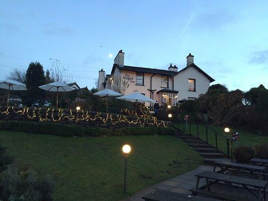 The Angel Inn Restaurant Bowness