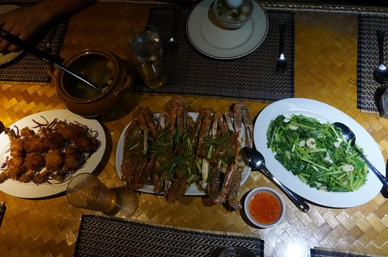 Island Safari - Mergui Archipelago: Food
