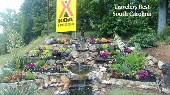 Travelers Rest / N Greenville KOA