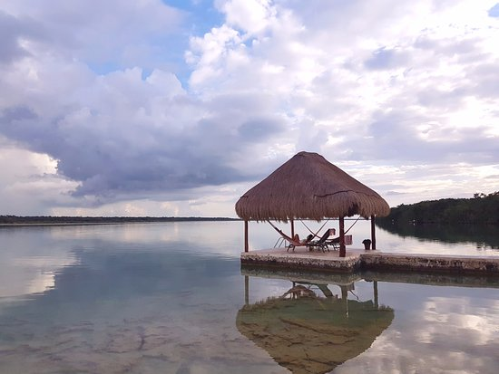 Bacalar lagoon resort updated 2017 villa reviews price for Villas wayak bacalar
