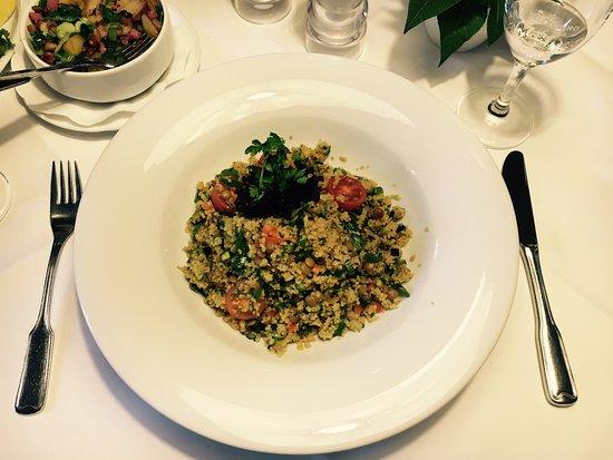 Landhaus Carstens: Warmer Couscous-Linsen-Salat