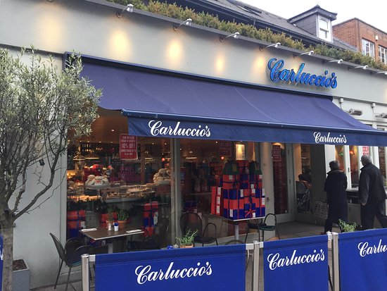 Carluccio 39 s richmond restaurant reviews phone number - Richmond old deer park swimming pool ...
