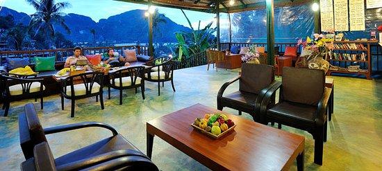 Phi Phi Arboreal Resort: Lobby
